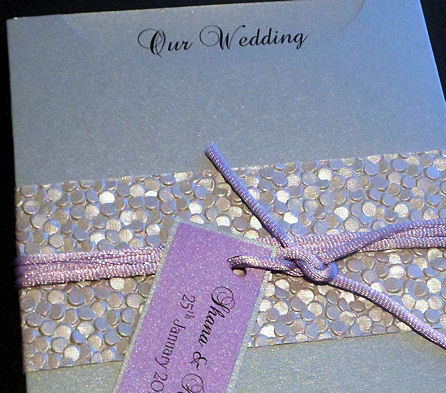 Pocket Wedding Invitations 6