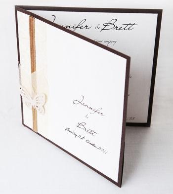 Unique Wedding Invitations 1