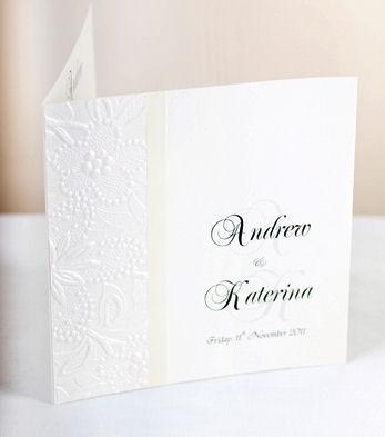 Unique Wedding Invitations 4